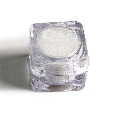 Color Club Nail Art Glitter - White Light 3g