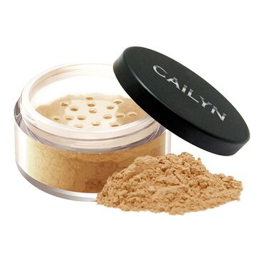 Cailyn Deluxe Mineral Foundation Powder Warm Tan