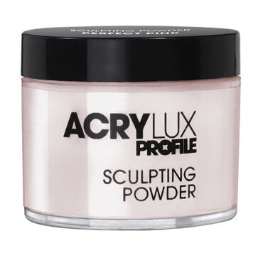 Salon System Acrylux Sculpting Powder Perfect Pink 45g