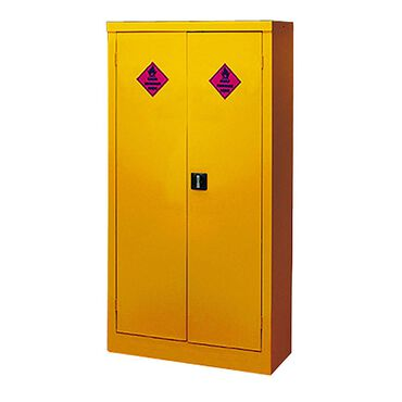 Safe Options COSHH Cabinet For Hazardous Products