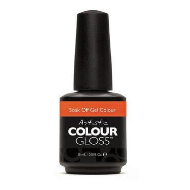 Artistic Colour Gloss Soak Off Gel Polish - Sultry 15ml