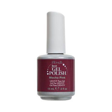 IBD Just Gel Polish - Mocha Pink 14ml