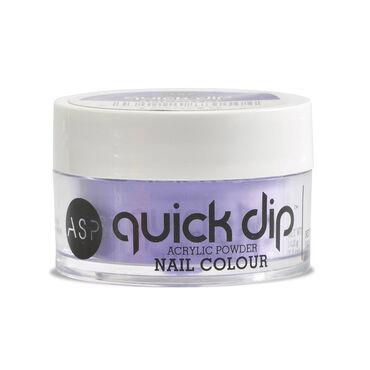 ASP Quick Dip Acrylic Dipping Powder Nail Colour - Amethyst 14.2g
