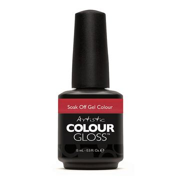 Artistic Colour Gloss Soak Off Gel Polish - Sexy 15ml