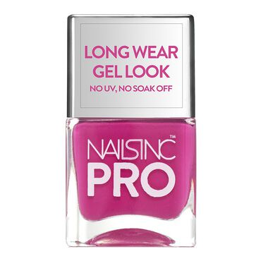 Nails Inc Pro Gel Effect Polish 14ml Spring Collection - Duchess Terrace