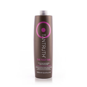 Tantruth The Fast Tan Professional Spray Tan Solution 1 Litre