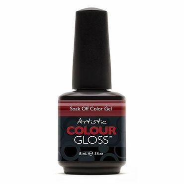 Artistic Colour Gloss Soak Off Gel Polish - Foxy 15ml