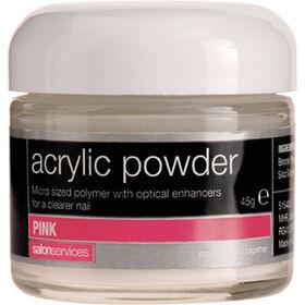 Salon Services Acrylic Powder Pink 45g
