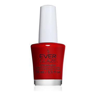 China Glaze EverGlaze Extended Wear Nail Polish - Tomato Tomatoe 14ml