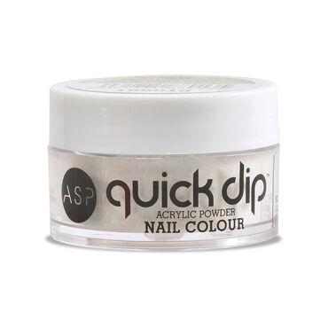 ASP Quick Dip Acrylic Dipping Powder Nail Colour - Fairy Sugar Dust 14.2g