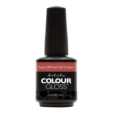 Artistic Colour Gloss Gel Polish Fall Moon Rising Collection - In Love or Lust 15ml