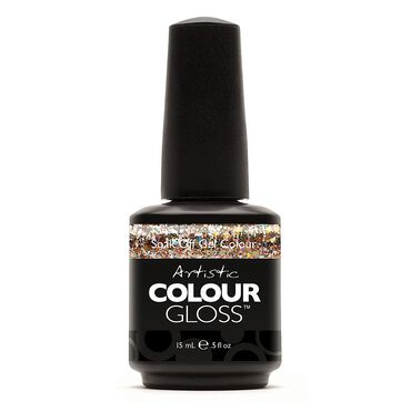 Artistic Colour Gloss Soak Off Gel Polish - Excitement 15ml