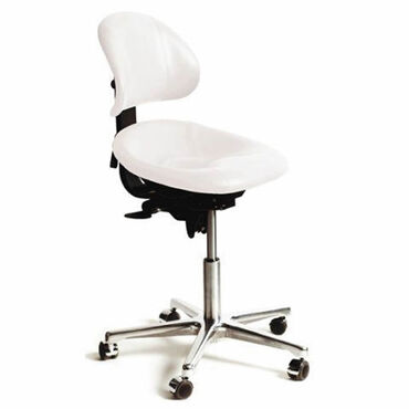 Beauty Express Support Stool White