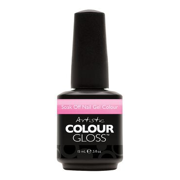 Artistic Colour Gloss Soak Off Gel Polish Primal Obsessions - Devil Wears Nada 15ml