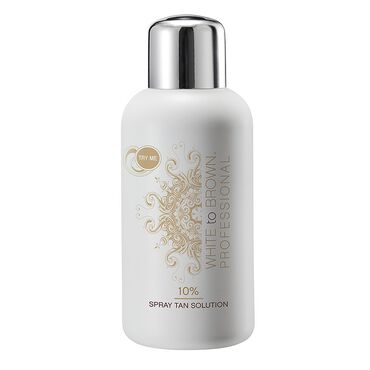 Whitetobrown Professional 10% Spray Tan Solution 250ml