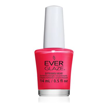 China Glaze EverGlaze Extended Wear Nail Polish - Will You Be Mine? 14ml