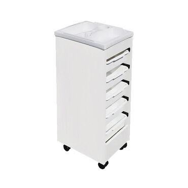Tandem Beauty Trolley Beauty Trolleys Salon Services