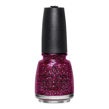 China Glaze Nail Lacquer - Turn Up The Heat 14ml