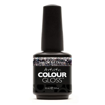 Artistic Colour Gloss Soak Off Gel Polish - Secret 15ml