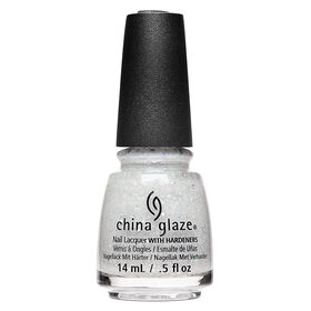 China Glaze Nail Lacquer The Glam Finale Collection - Don't Be A Snow-Flake 14ml