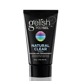 Gelish PolyGel - Natural Clear 60g