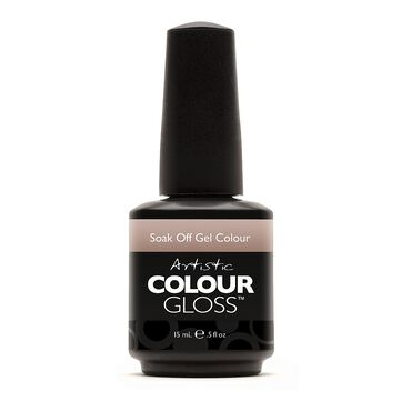 Artistic Colour Gloss Soak Off Gel Polish - Elegance 15ml