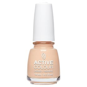 China Glaze Active Colour - A Nude Awakening 14ml