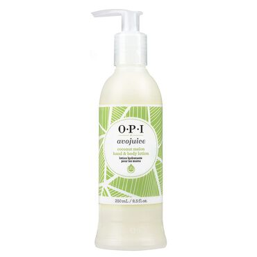 OPI Avojuice Hand and Body Lotion - Coconut Melon 250ml