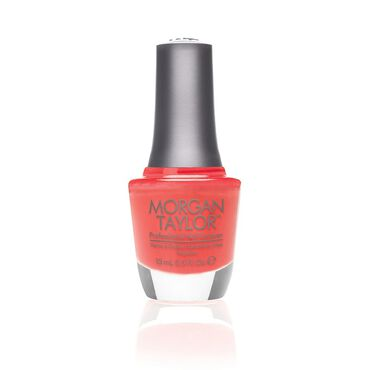 Morgan Taylor Nail Lacquer - Hot Hot Tamale 15ml