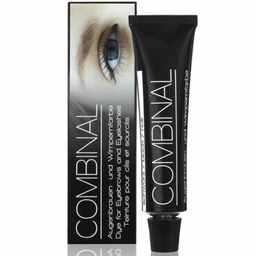 Combinal Lash Tint Black 15ml