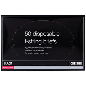 Salon Services Disposable Pack of 50