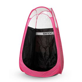 Sienna X Pop-Up Tanning Cubicle Pink