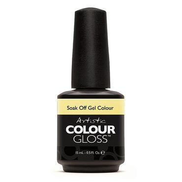 Artistic Colour Gloss Soak Off Gel Polish - Flawless 15ml