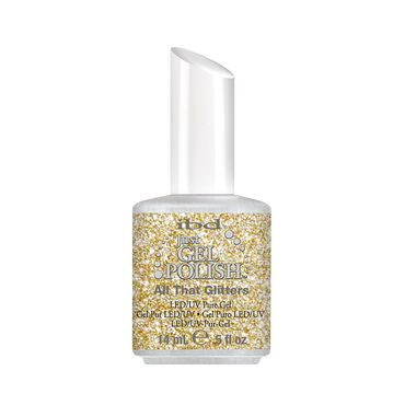 IBD Just Gel Polish - All That Glitters 14ml