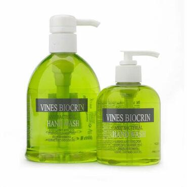 Vines Biocrin Anti Bacterial Hand Wash 250ml