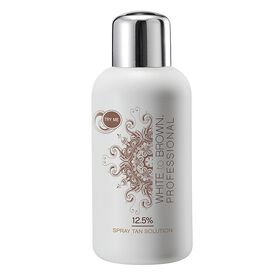 Whitetobrown Professional 12.5% Spray Tan Solution 250ml