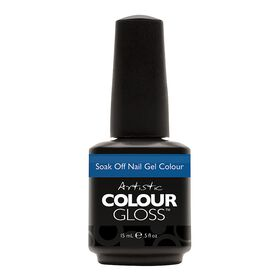 Artistic Colour Gloss Soak Off Gel Polish Primal Obsessions - Alpha Female 15ml