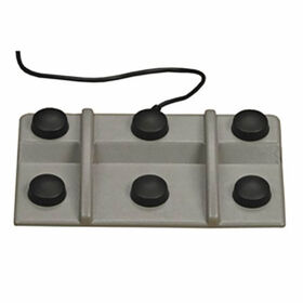 Living Earth Crafts Beauty Bed Foot Control Pedal