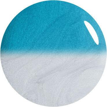 Gellux Colour Change Gel Polish Summer 2016 Chameleon Collection - Blue-Ice Shimmer 15ml