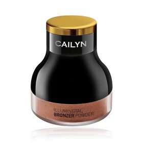 Cailyn Illumineral Bronzer Powder Golden Peach