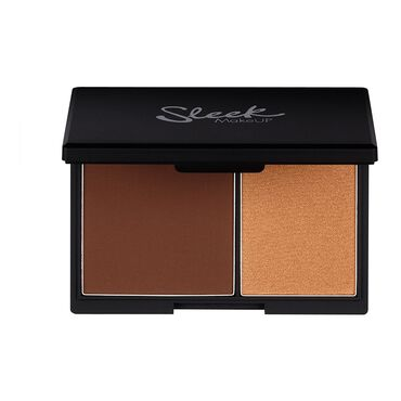 Sleek MakeUP Face Contour Kit - Dark