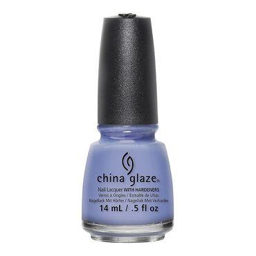 China Glaze Nail Lacquer - Secret Peri-Winkle 14ml