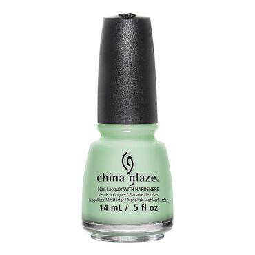 China Glaze Nail Lacquer - Refresh Mint 14ml