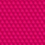 Salon Services Carina Nail Varnish Organiser Pink Punk