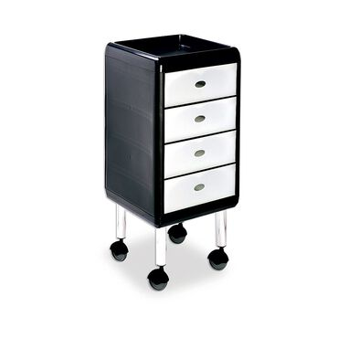 Vezzosi Young Trolley in White