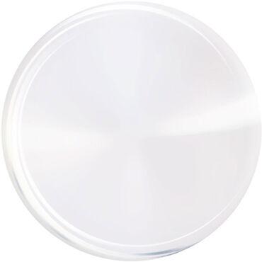 Takara Belmont D-Stool - Clear Plastic