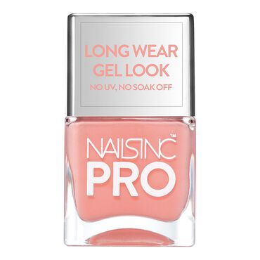 Nails Inc Pro Gel Effect Polish 14ml Spring Collection - Bruton Lane