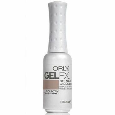 Orly Gel FX Nail Polish - Country Club Khaki 9ml