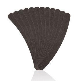Salon Services Boomerang Nail File Black 100/180 Grit Single