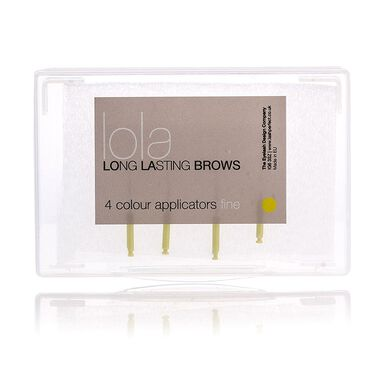 Lola Brow Colour Applicators - Fine (Pack of 4)